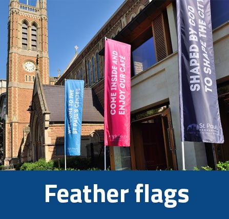 feather flag image link