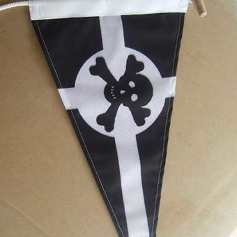 pennant flag or burgee